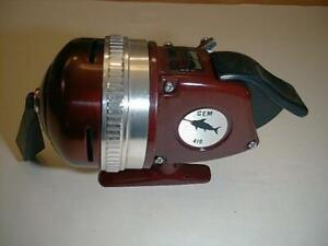 Gem  Penn closed faced reel Very hard to find in any condition this is NOS.