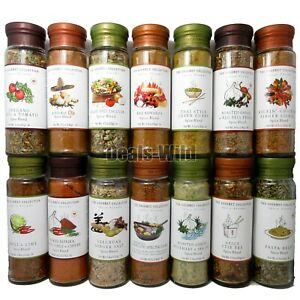 The Gourmet Collection Spice Blends - Assorted - Pick One - Buy More Save More!