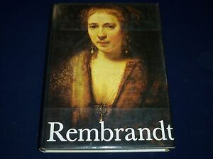 Rembrandt Paintings by Outlet Book Company Staff Hardcover I 14 $75.00