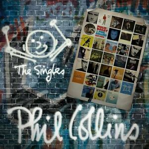 Phil Collins THE SINGLES Best Of 33 Essential Songs GREATEST HITS New 2 CD