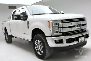 2019 Ford F-250  2019 Navigation Leather Heated Bluetooth V8 Diesel Vernon Auto Group