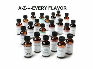 LorAnn Oils 1 Oz Ounce Super Strength Flavor Flavoring Extract Candy You Pick