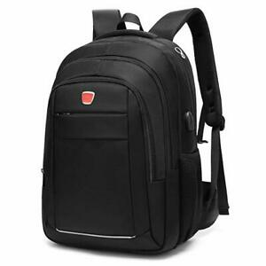 Multifunction Laptop Backpack Notebook Men Bag 17-17.3″ Travel Anti-theft Bag