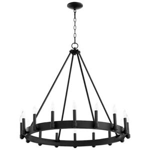 Cyan Design Laramie 16 Light Chandelier Noir - 10385