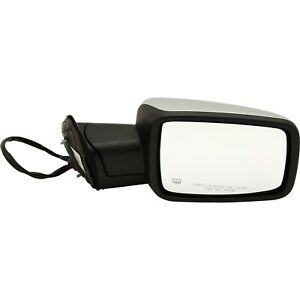 Power Mirror For 2013 2018 Ram 1500 Right Power Folding Chrome With Signal Light $163.73