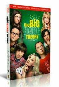 THE BIG BANG THEORY: Complete Series Seasons 12 (DVD Set) NEW Free Shipping