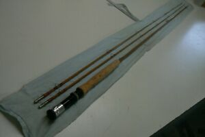 Herters Bamboo Fly Rod 8' 2 2 4 5wt. Made in England
