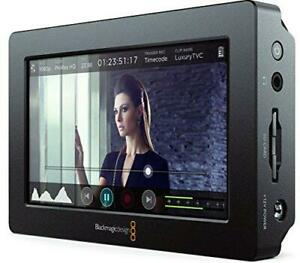 Blackmagic Design Video Assist HDMI6G-SDI Recorder 1920 x 1080 Touchscreen LCD