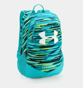 Boys' Under Armour Storm Scrimmage Backpack Aqua #1277422