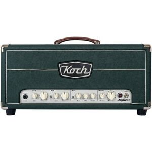 Koch Jupiter 45 45W Tube Hybrid Guitar Amp Head British Racing Green