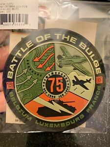 5.11 Tactical Patch of the Month December 2019 Battle of the Bulge.