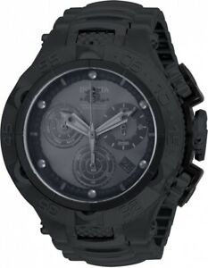 Invicta Subaqua Noma V Black Stainless Combat Swiss Chronograph Dial Watch 26633