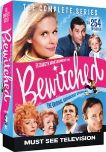 BEWITCHED COMPLETE SERIES New 22 DVD Set Seasons 1-8 Season 1 2 3 4 5 6 7 8 $44.89