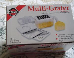 Multi-Grater With Juicer 2 1/2 Cup -