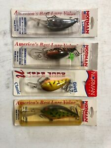norman lures lot
