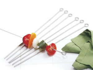 Norpro Stainless Steel Bbq Skewers 14