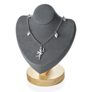 Silver Angle Arrow Heart Lady Jewelry Fashion Women Chain Pendant Necklace Gifts C $2.91