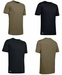 Under Armour 1351776 Mens UA Tactical Cotton Tee Short Sleeve T Shirt $19.99
