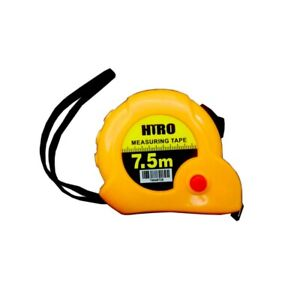 Hyro Measuring Tape 5m 7.5m 16ft 25ft Length Self Lock Measuring