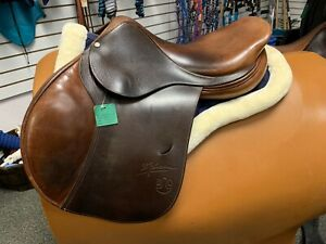 PJ Bruno Del Grange Close Contact Saddle 17