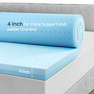 BedStory Gel Memory Foam Mattress 12Inch CertiPUR US TWIN FULL QUEEN KING CK Bed $186.99