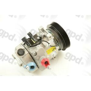 7512781 GPD AC AC Compressor New With clutch for Volvo V70 S80 S60 XC90 XC70
