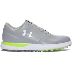 UNDER ARMOUR UA PERFORMANCE SL Womens Spikeless Golf Shoes Gray Pick Size $31.44