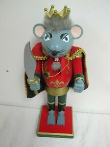 KING MOUSE NUTCRACKER TARGET  LIMITED EDITION 2008 14