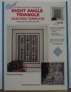 EZ QUILTING RIGHT ANGLE TRIANGLE 9324 $0.99