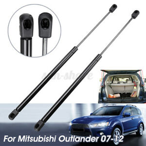 2X Rear Tailgate Lift Supports Shocks Struts For Mitsubishi Outlander 2007 2012