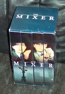 The Mixer starring Simon Williams Jeremy Clyde 2002 4 Tape V HS Set $6.50
