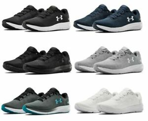 Under Armour 3022594 Men's UA Charged Pursuit 2 Running Athletic Training Shoes $60.99