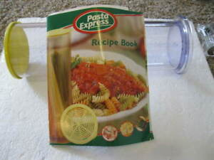 PASTA EXPRESS - MICROWAVE COOKING FOR PASTA, VEGETABLES, HOT DOGS - BRAND NEW