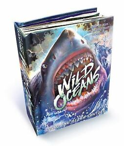 Wild Oceans : A Pop Up Book with Revolutionary Technology