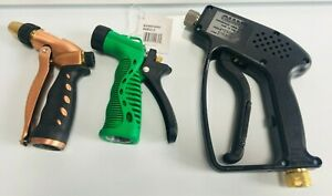 Water Nozzle 2 different Kinds Pressure Washer Gun