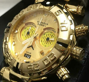 Invicta Star Wars C3PO Chronograph NOMA1 Limited Edition 200m waterproof 480 NK
