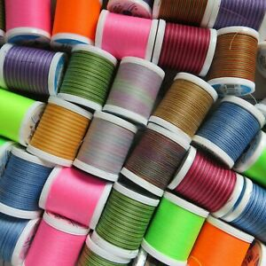 Back In Stock Coats Dual Duty XP General Purpose Polyester Thread 125 yards $1.60