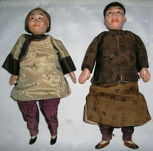 VINTAGE COLLECTIBLE CHINESE DOLLS $99.95
