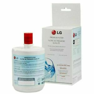 Brand New LG Refrigerator Water Filter Part #LT500P Model# 5231JA2002A 1 PACK