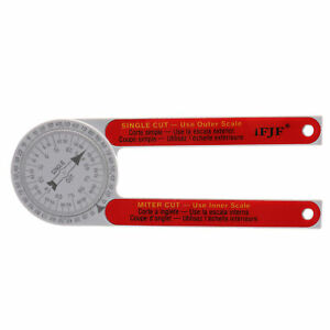 505P 7 Miter Saw Protractor Pro Site Series Miter Single Cut $10.99