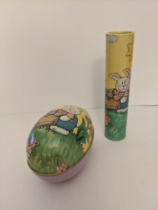 Eddie Walker 7quot; Kaleidoscope and Matching Egg Spring Easter