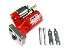 MSD Red DynaForce Starter PontiacOldsmobile 326 455 Downsized Design