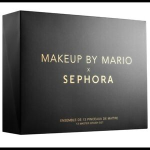 Makeup By Mario X Sephora Master Brush Set Limited Edition