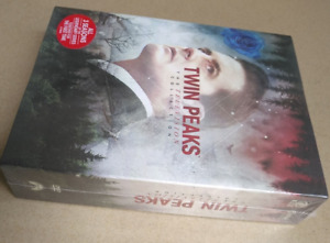 TWIN PEAKS THE TELEVISION COLLECTION New DVD Complete Original Series Return $34.80