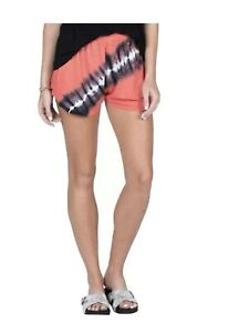 Urban Outfitters Volcom Paintbox Yoga Lounge Shorts Sz. Small Grapefruit New