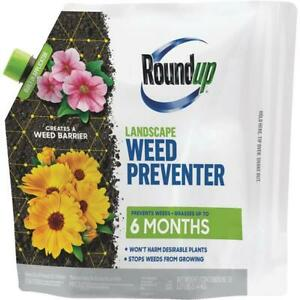 Roundup 5.4 Lb. Ready To Use Granules Landscape Weed Preventer 2 pk