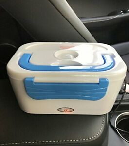 Portable 12V Car Use Electric Heating Lunch Box Bento Meal Heater Food Warmer45W