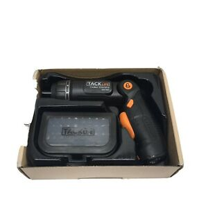 TackLife SDH13DC Cordless Screwdriver Open Damaged Box Missing Charger