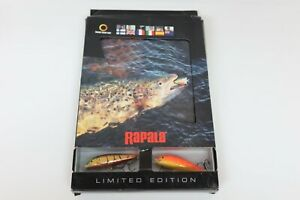 Rapala Limited Edition Team Esko TE-7 Kit Trout Fishing Lures