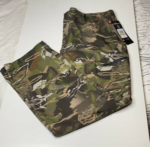 Under Armour Mens Size 44 X 32 Pants Stealth Reaper Early Season 1299248 943 $59.99